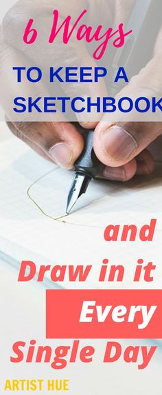 Learn how to start sketching with these 5 tips that will help you as a beginner artist to reach the heights that you wish with your drawing skills. Best Sketchbook, Artist Sketchbook, Sketchbook Ideas, Drawing Skills, Drawing Lessons, Drawing Room, Beginner Sketches, All Themes, Art Studies