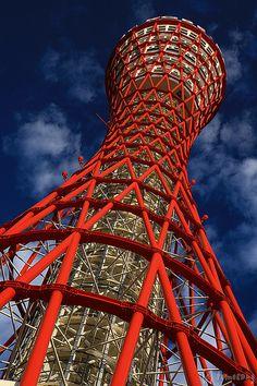 <神戸 見所> 神戸ポートタワー