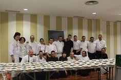 Nuestro cocinero Manolo Espada en la cena de Bocuse D'Or http://kcy.me/16xps ¡Lo mejor de la #gastronomía juntos!
