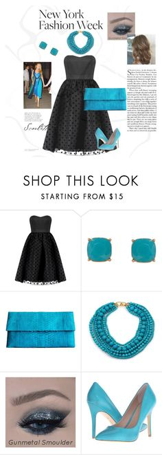 """""""<3"""" by tarik-azra ❤ liked on Polyvore featuring Humble Chic, Saveén, Kenneth Jay Lane and Charles by Charles David"""