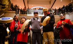 Toronto: 'Idle No More' flash mob resurfaces indigenous issues - World News - Citizenside