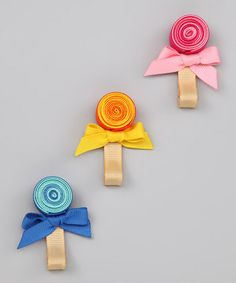 lollypop bow