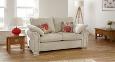 Burbank 2 Seater Sofa Standard Back, available at ScS #sofas