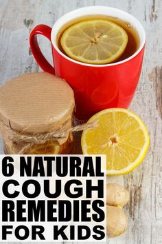 If your little one is prone to getting a dry cough that keeps her (and you!) up all night when she comes down with a cold, and you're not a fan of giving over-the-counter medicines unless you absolutely have to, this collection of natural cough remedies for kids may be just what you need to offer your child relief without pumping her full of meds! Cough Remedies For Kids, Natural Asthma Remedies, Home Remedy For Cough, Cold Home Remedies, Natural Antibiotics, Health Remedies, Herbal Remedies, Sleep Remedies, Flu