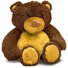 Walmart teddy bear, $9.55