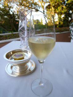 """Cena, Ristorante di """"Lapa Palace"""" (Hotel), Lispoa Portugal (Luglio)"""