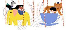 the wonderful world of illustrator marika maijala