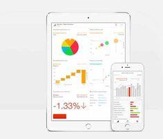 Roambi  Analytics - http://www.predictiveanalyticstoday.com/roambi-analytics/