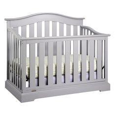 Graco Westbrook 4-in-1 Convertible Crib - Pebbly Gray