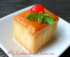 My Colombian Cocina - Bizcocho Borracho