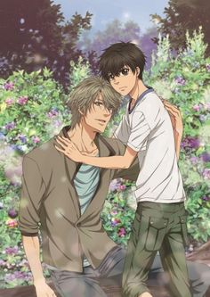 Super Lovers 2 /// Genres: Comedy, Drama, Romance, Shounen Ai