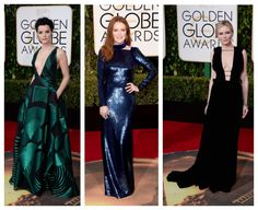 Golden Globes Fashion- Best Dressed Looks - Sharon Haver - FocusOnStyle.com