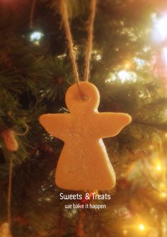 Little angel - Xmas biscuit