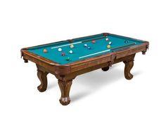 Pool Table Billiard Sports 87 Brighton Game Set Claw Leg Cloth Scratch Resistant #PoolTable