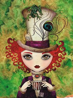 *THE MAD HATTER ~ Alice in Wonderland