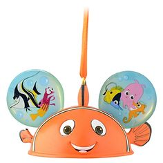 Limited Edition Ear Hat Finding Nemo Ornament..........  did you catch that, this is an ornament!!  gotta love it!