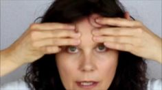 How to Smooth Out Forehead & Frown Lines Glabellar Lines between the Eye...