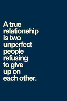 A True ...