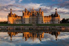 Château de Chambord by Michal Vitásek on 500px