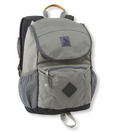 d613277553cd  LLBean  Traverse Backpack Love this bag! Canvas Leather