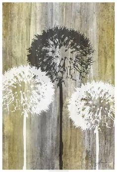 Art Print: Rustic Garden II by James Burghardt : 37x25in