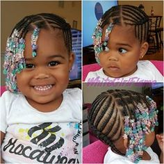 97 Amazing Baby Braided Hairstyles In Baby Girl Braided Hairstyles Walkthrough Video Watch at 21 attractive Little Girl Hairstyles with Beads – Hairstylecamp, the 11 Cutest Box Braids for Kids In Cute Little Girl Braid Hairstyles Little Girl. Lil Girl Hairstyles, Natural Hairstyles For Kids, Kids Braided Hairstyles, Princess Hairstyles, My Hairstyle, Natural Hair Styles, Hairstyles 2018, Little Girl Braid Styles, Kid Braid Styles