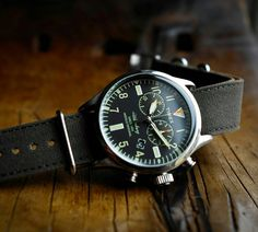 Timex Boutique Edition of the Waterbury Chronograph #timex #timexwaterbury #watches #watch #military - giorgiogallidesignlab