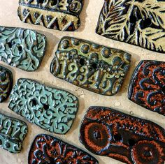 Sharilyn Miller: Latest Batch of Art Out of the Kiln!