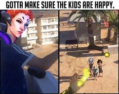 But they're never happy! Who can relate?! ------ #gaming #moira #overwatch #overwatchmemes #overwatchmoira #memes #gamers #gamerlife #gamestagram #pcgaming #gamergirl #instagaming #genji #tracer