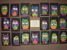 Artolazzi: Art class is a Hoot!