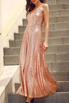 403169e8 90 Best ML Sequin Dresses images   Satin dresses, Sequin dress ...