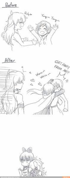 Pobre Yang, eu te entendo.