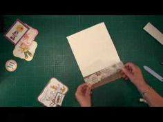 Card making magic-Christina  Easel card tutorial