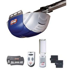 http://www.housemaintenanceguide.com/residentialgaragedooropeneroptions.php has some information on the types of garage door openers that can be installed in the home.