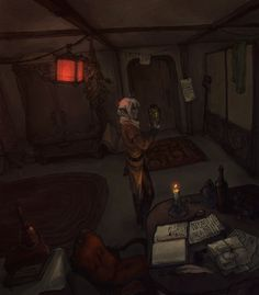 TES art, Morrowind