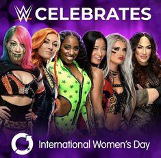Naomi Wwe, Nia Jax, Raw Women's Champion, Wwe Womens, Becky Lynch, Women In History, Ladies Day, Superstar, Evolution