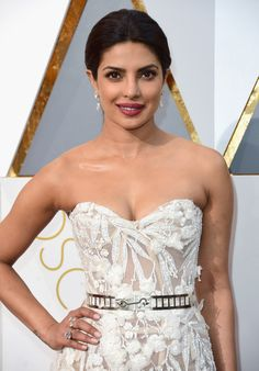 This is Priyanka Chopra, one of the most recognisable faces in Bollywood and the world at large.