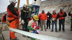 Awesome PR: The story behind the Chilean miners' Jesus T-Shirts via cnn.com