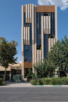Gallery of Jey Official Building / Sarsayeh Architectural Office - 1