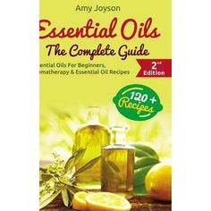 Discover The Ultimate Guide to Essential Oils! When you buy 'Essential Oils - The Complete Guide', you'll learn what essential oils are, how they're obtained, and a little bit about their history. You'll find out how to identify therapeutic-grade oils, and how much you should be paying for essential oils. This book even helps you understand how essential oils work, how to use them safely, and why they aren't backed as therapeutic drugs by federal regulators. With 'Essential Oils - The Complete G List Of Essential Oils, Essential Oil Uses, Young Living Essential Oils, Essential Oil Diffuser, Oils For Skin, Herbalism, Book 1, Weight Loss, Natural Healing