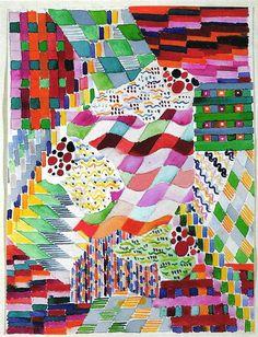 Designs for  Wall Hangings - Gunta Stölzl