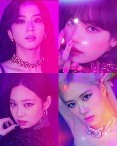 2ne1, Yg Entertainment, Blackpink Square Up, Lisa Miller, Blackpink Poster, Korean Beauty Girls, Blackpink And Bts, Blackpink Fashion, Jennie Blackpink