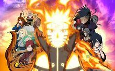 Naruto Shippuden 1!