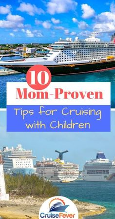 Looking to take a cruise with your children?  Here are some of the best cruise tips written by a mom who knows all the tricks to ensure an amazing vacation.#cruisewithkids #cruisefever #cruising #cruisetips