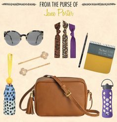 From the Purse of: Jane Porter