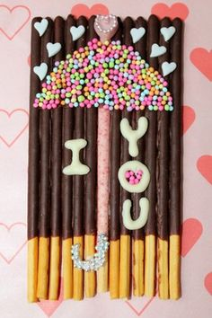 ♥ P O C K Y!! ♥ delicous japanese snack~☆decorated pocky. . .kawaii