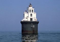 Fourteen Foot Bank Light, Delaware Bay, Delaware