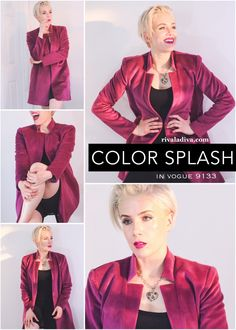 Trail Blazer // Oversized to the Luxe - Riva la Diva How To Wear Blazers, Summer Blazer, Going Out Of Business, Cut Off Jeans, Lightweight Jacket, Color Splash, Blazer Jacket, Diva, Trail