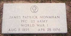 James Patrick Monahan
