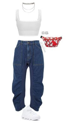 """""""Untitled #179"""" by shalikaaa on Polyvore featuring STELLA McCARTNEY, NIKE, Forever 21, StreetStyle, CasualChic, streetwear and polyvorefashion"""